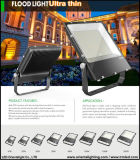 Proyector LED ultra delgado 100W IP65 al aire libre Meanwell Conductor
