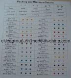 Difficoltà calda coreana Rhinestuds per l'indumento (EKBR004)
