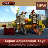 أطفال معروفة عالم ملعب خارجيّ بلاستيكيّة ([إكس1510-1])