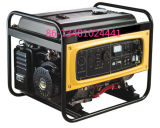 가솔린 발전기 4.5kw 큰 공급하 힘 발전기