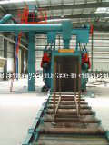 QG02 Series Roller Bed Through Type Shot Blasting Machine