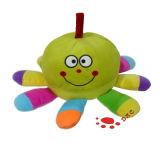 Plüsch angefülltes Baby-Spielzeug
