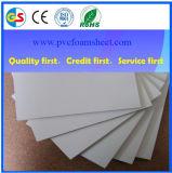 Feuille de mousse de PVC de feuille de PVC Celuka