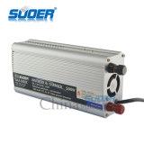 Suoer 500W с доработанного решеткой инвертора силы волны синуса с заряжателем батареи 10A (SAA-500C)