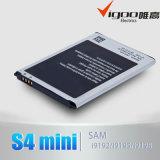 De Li-ionen Batterij van de Vervanging voor de Melkweg S4mini van Samsung