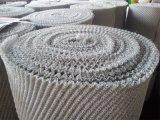 Solides solubles 316, treillis métallique gazeux liquide de filtre de /Knitted du filtre 304