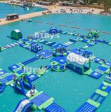 2017人の最もよい大人膨脹可能なPVCは水海のための公園によってカスタマイズされる水おもちゃをもてあそぶ