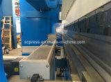 알루미늄 160t 6000mm 유압 CNC 압박 브레이크