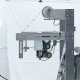 De verticale Automatische Machine van de Verpakking van het Theezakje van de Piramides van de Driehoek