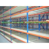 Almacén Industrial Long Span Steel Metal Shelf para Storage (JW-HL-811)