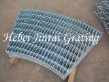 Grata galvanizzata stridente d'acciaio professionale dell'acciaio del TUFFO caldo del fornitore
