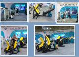熱い販売は体操の適性装置/Tz6063をめっきするロードされた体操の装置/ハンマーのSrengthの適性装置を引っ張る
