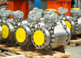 40 '' 150lb Forged Trunnion Ball Valve