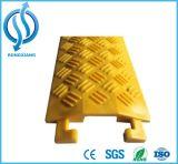 PVCとゴムケーブルカバープロテクター