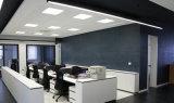 UL 600X600mm LED 위원회 빛 사각, 편평한 Ultra-Thin 위원회 빛, 가장자리 Lit 위원회 사무실 천장판 빛 LED 위원회 빛
