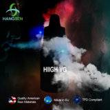 E-Liquide élevé 70vg 30pg de Vg de plainte de 10ml Tpd