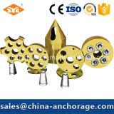 Утес и почва высокого качества ставя систему на якорь сделанную в Китае