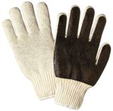 Safety industriale Knitted White Cotton Hand Work Gloves per Wholesale Ship (61001)