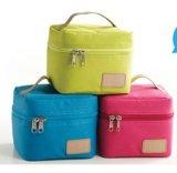 Выдвиженческий мешок Tote охладителя полиэфира Bag& охладителя чонсервной банкы для пикника (Fly-LB00009)