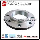 Aço de carbono de ASTM A105 Sorf 150# que reduz a flange