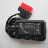 Hud Head encima de Display con Fuel Consumption Water Temperature Speed OBD II Connector Updated Version (ASH-3S)