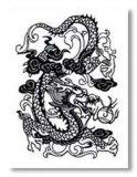 Papercut chinois