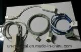 Oxímetro do Novo-Pulso com o USB para a conexão móvel