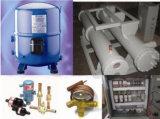 refrigerar de água salina comercial da máquina do fabricante de gelo do bloco do gelo 2000kg/Day