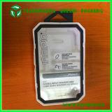 Kopfhörer-transparenter verpackenplastikkasten