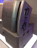 Jbl Vrx932 bewegliche dünne Lautsprecher sondern der 12 Zoll-im Freien Resonanzkörper-aktive Zeile Reihe aus