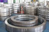 熱い鍛造材のステンレス鋼螺旋形ギヤリング