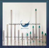 Alta qualidade 4 polegadas de bomba de água submergível do poço profundo de fio de cobre de 1500W 2HP (4SD 2-25/1.5KW)