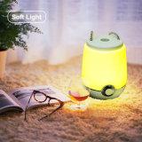 휴대용 Bluetooth 스피커 LED 음악 램프