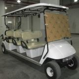 CE Approval 48V 6 Seater Marshell Electric Golf Car (Dg-C6)