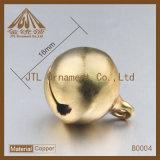Boucle Bells de tintement de la couleur 16mm d'or de qualité de mode Nice en vrac