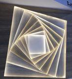 mattonelle del reticolo della stampa 3D, mattonelle del pavimento non tappezzato della parete