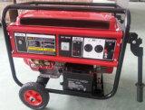 Elektrischer Anfang mit beweglichem Benzin-Generator der Batterie-6.5kw