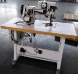 装飾的のための厚い糸の装飾用のステッチ機械