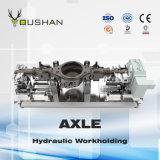 Workholding hidráulico para o eixo pesado do veículo comercial