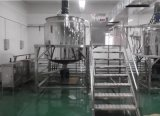 Mélangeur d'homogénéisation de lavage de vente de liquide cosmétique chaud de mélangeur
