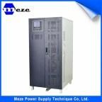 400kVA 엘리베이터를 위한 건전지를 가진 선반에 의하여 거치되는 DC 온라인 UPS