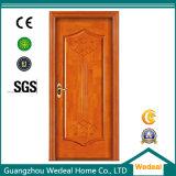 Sólida puerta de seguridad de madera Fabricante (WDP5043)