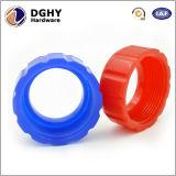 POM, Delrin, PE1000, PVC, части CNC PTFE поворачивая подвергая механической обработке