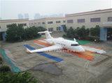 販売(AQ74270)の膨脹可能な広告の飛行機の膨脹可能なモデル膨脹可能な漫画