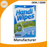 Nonwoven дешевые Wipes ткани/домочадца чистки/устранимые обтирочные тряпки