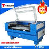 Laser-Ausschnitt-hölzerne lederne Acrylmaschine (TR-1390)