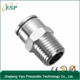 Garnitures pneumatiques en métal en plastique de Zhejiang Yipu en particulier