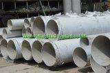 tubulação 201 202 de aço inoxidável sem emenda