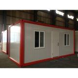 Casa móvel moderna do recipiente da economia de custo de Comfortableand