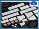 Plaque de cuivre de contact de Cuw de tungstène utilisée dans le commutateur